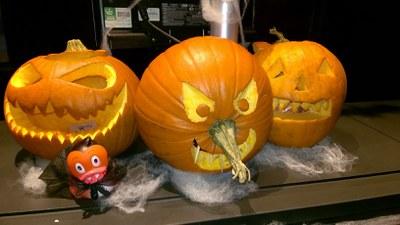 Winning pumpkins