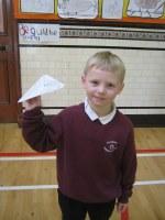 DCA Visit - Paper Planes